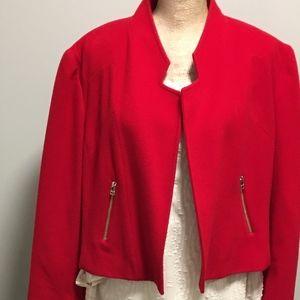 🇨🇦 Louben Cropped Jacket - Wool / Cashmere, 16